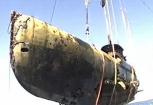 Alleen een Seehund kan het vaderland nog redden